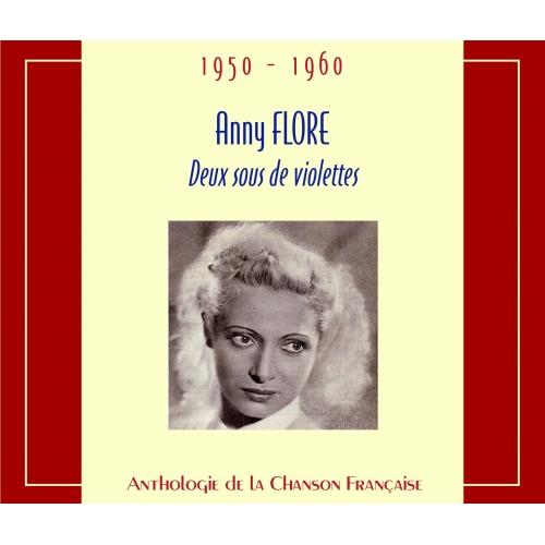 Anny FLORE / DEUX SOUS DE VIOLETTES