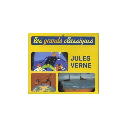 JULES VERNE / 3 GRANDS CLASSIQUES