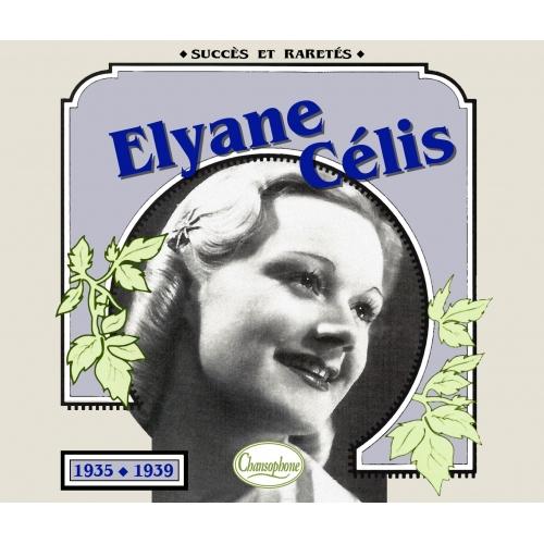 Elyane CELIS / 1935 - 1939