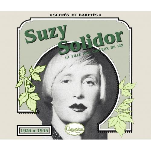 Suzy SOLIDOR / 1934 - 1935