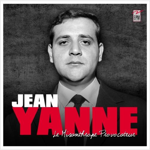 Jean YANNE / LE MISANTHROPE PROVOCATEUR