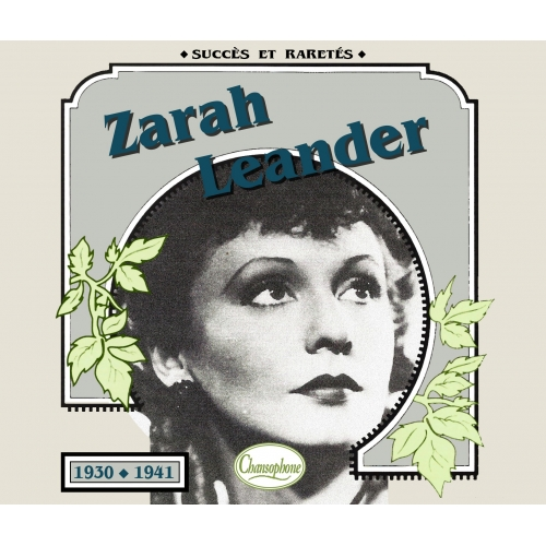 Zarah LEANDER / 1930 - 1941