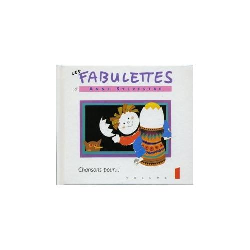 FABULETTES CHANSONS POUR