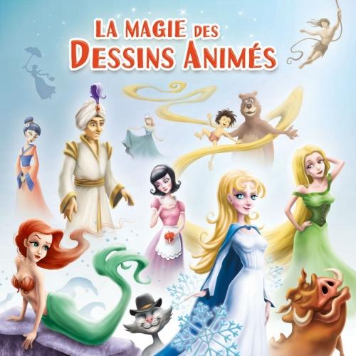 LA MAGIE DES DESSINS ANIMÉS
