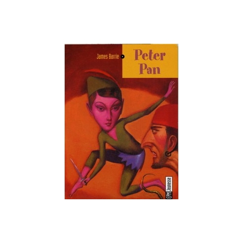 PETER PAN / JAMES BARRIE