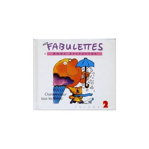 FABULETTES CHANSONS POUR TOUS LES TEMPS