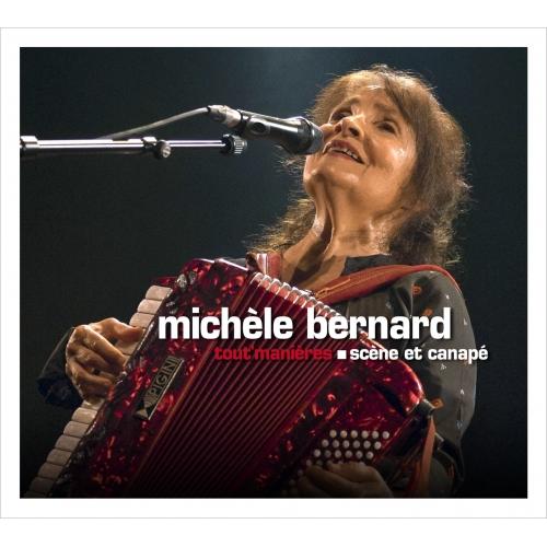 Michèle BERNARD / SCÈNE et CANAPÉ