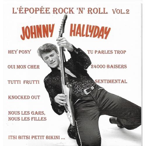 Johnny HALLYDAY / ROCK 'N' ROLL V 2