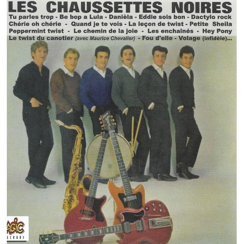 LES CHAUSSETTES NOIRES / DANIELA