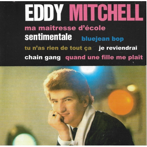 Eddy MITCHELL / SENTIMENTALE