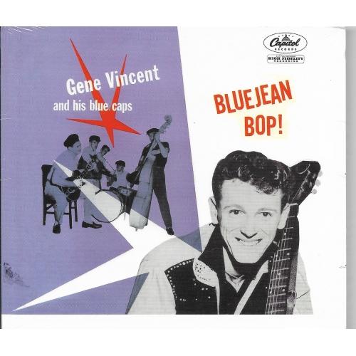 Gene VINCENT / BLUEJEAN BOP !