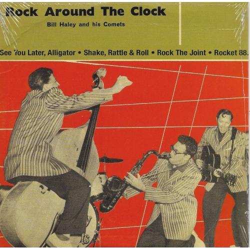 Bill HALEY / ROCK AROUND THE CLOCK