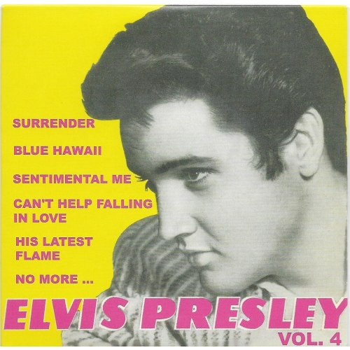 Elvis PRESLEY / SURRENDER