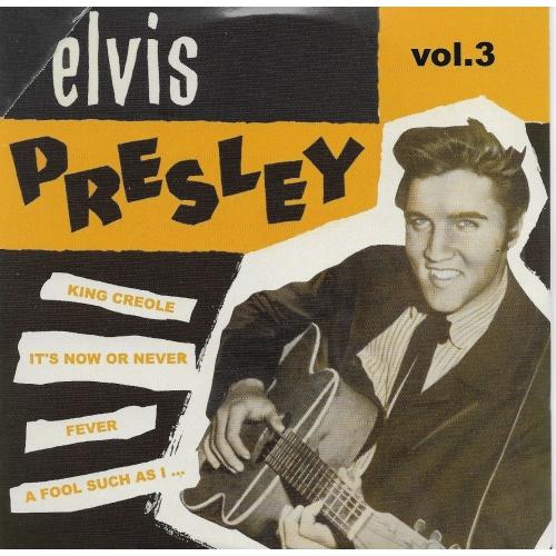 Elvis PRESLEY / KING CREOLE