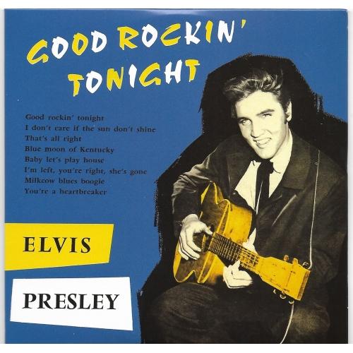 Elvis PRESLEY / GOOD ROCKIN' TONIGHT