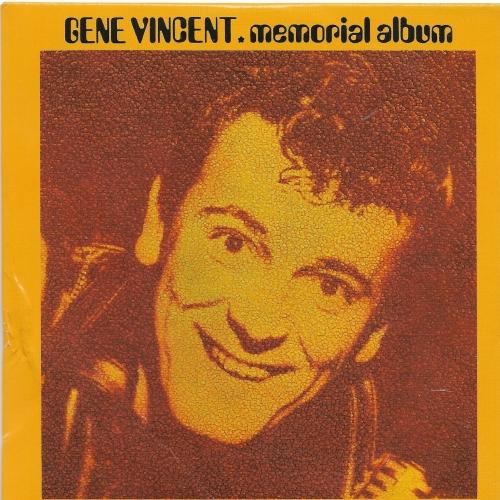 Gene VINCENT / MEMORIAL ALBUM