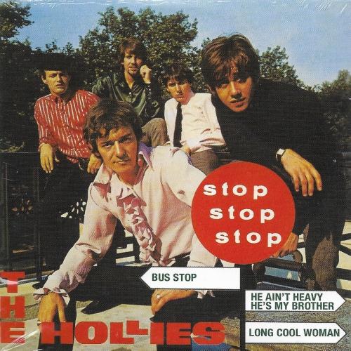 THE HOLLIES / STOP STOP STOP