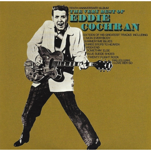 Eddie COCHRAN / THE VERY BEST OF