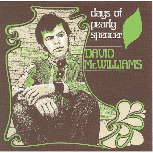 David McWILLIAMS / DAYS OF PEARLY SPENCER