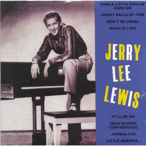 Jerry Lee LEWIS / GREAT BALLS OF FIRE