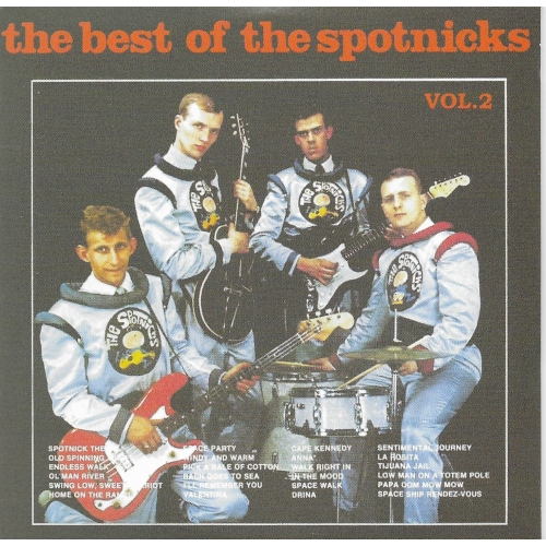 THE SPOTNICKS / THE BEST VOLUME 2