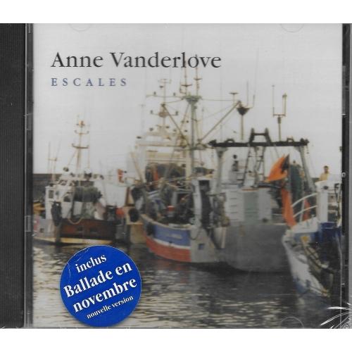Anne VANDERLOVE / BALLADE EN NOVEMBRE