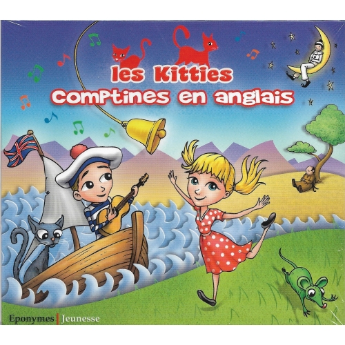 LES KITTIES / COMPTINES EN ANGLAIS