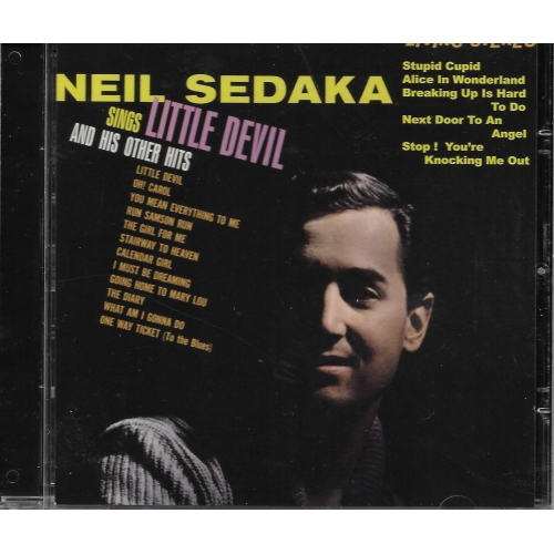 Neil SEDAKA / LITTLE DEVIL