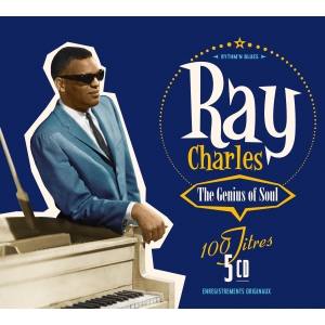 Ray CHARLES / THE GENIUS OF SOUL