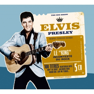 Elvis PRESLEY / THE KING