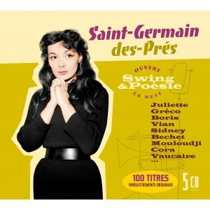 SAINT-GERMAIN-DES-PRÉS / SWING & POÉSIE