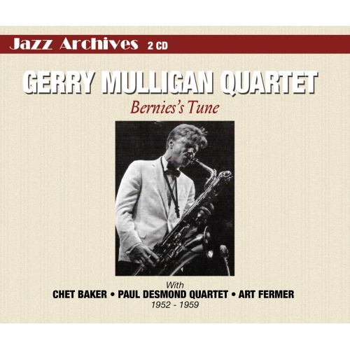 Gerry MULLIGAN / MULLIGAN QUARTET
