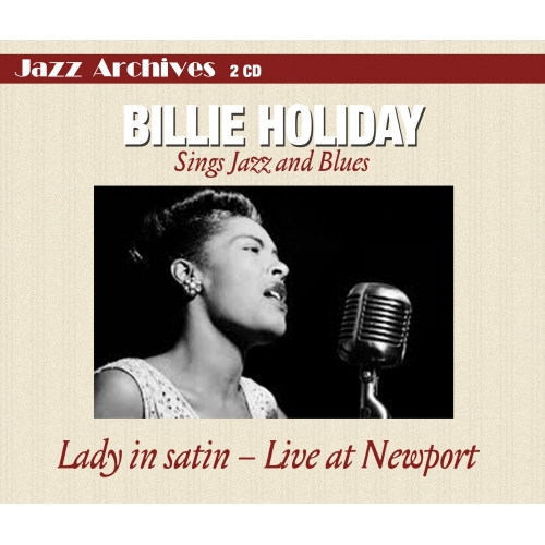 Billie HOLIDAY / SINGS JAZZ AND BLUES