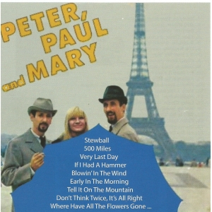 PETER, PAUL & MARY / SWEETBALL