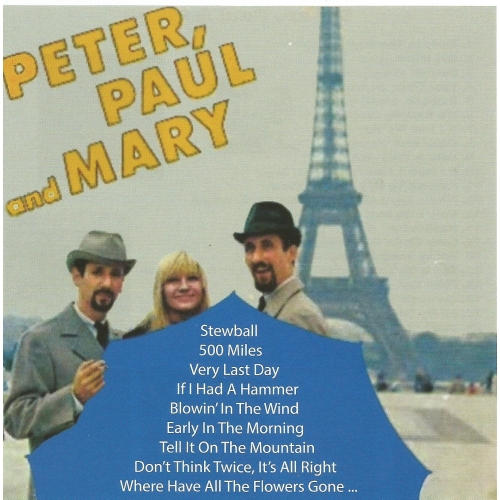 PETER PAUL & MARY / SWEETBALL