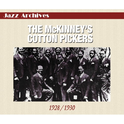 MCKINNEY'S COTTON PICKERS