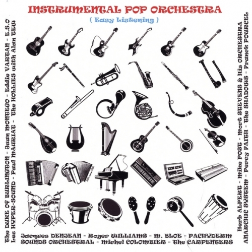 INSTRUMENTAL POP ORCHESTRA / COMPILATION AMBIA,NCE