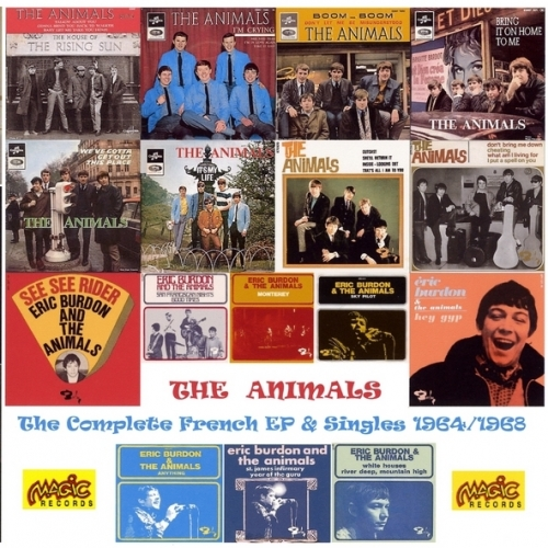 THE ANIMALS / THE COMPLETE EDITION