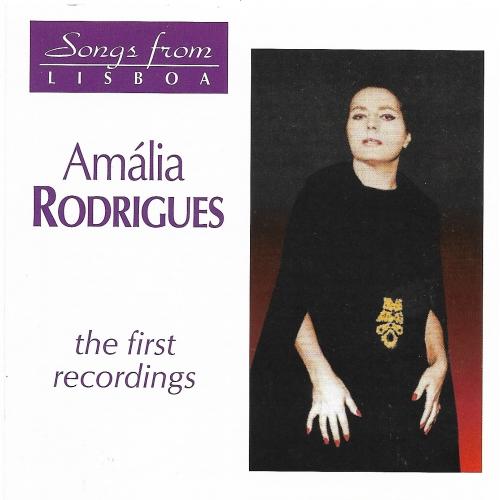 Amalia RODRIGUEZ / FADOS