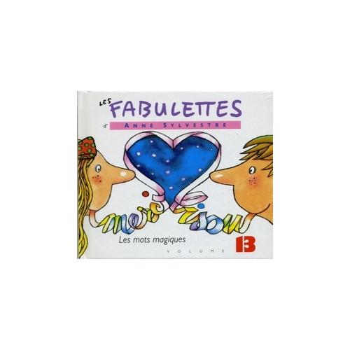 FABULETTES LES MOTS MAGIQUES