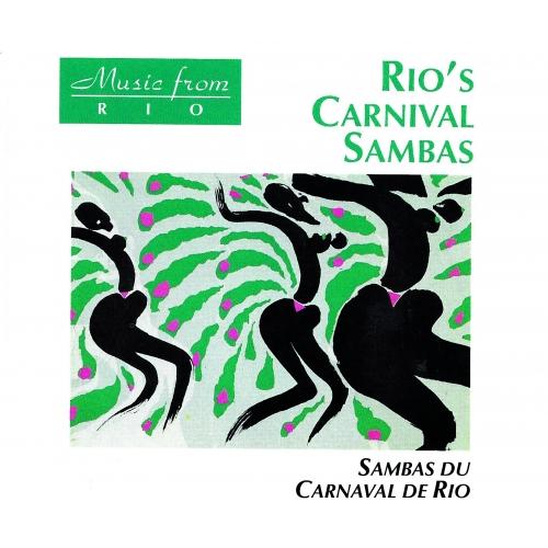BRÉSIL / CARNAVAL DE RIO