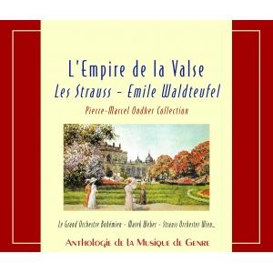 L'EMPIRE DE LA VALSE / STRAUSS / WALDTEUFER