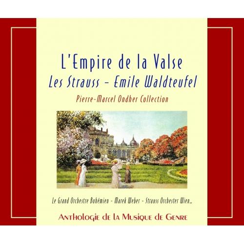 ANTHOLOGIE DE LA MUSIQUE DE GENRE / LES VALSES