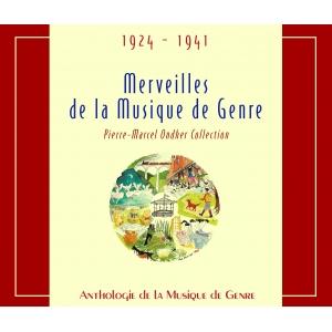 ANTHOLOGIE DE LA MUSIQUE DE GENRE / PIERRE MARCEL ONDHER