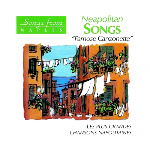 ITALIE / CHANSONS NAPOLITAINES