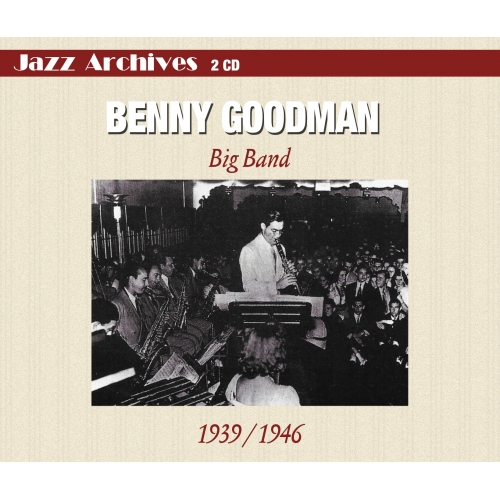 Benny GOODMAN / SWING MUSIC