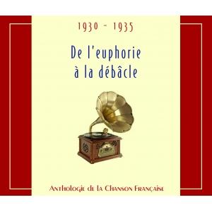 1930-1935 ANTHOLOGIE DE LA CHANSON