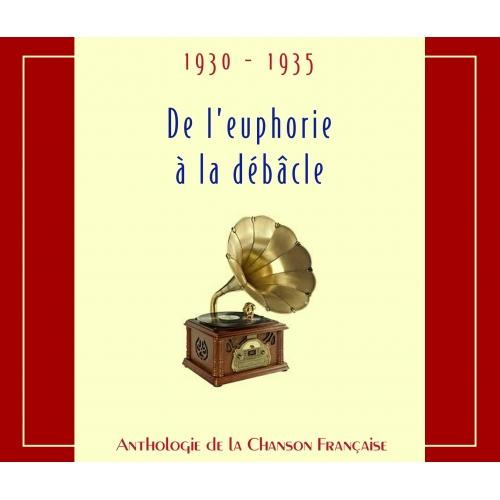 1930-1935 ANTHOLOGIE DE LA CHANSON FRANCAISE