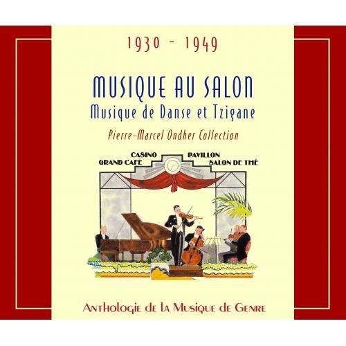 ANTHOLOGIE DE LA MUSIQUE DE GENRE / DANSES DE SALON