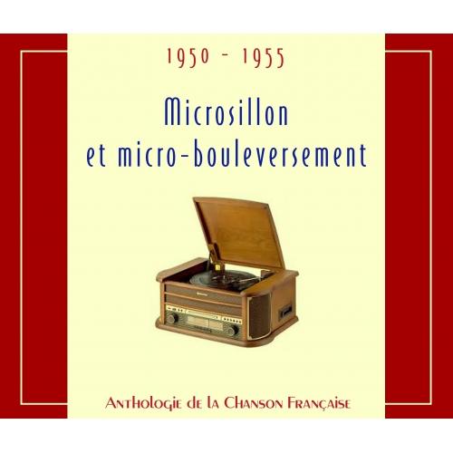 1950 - 1955 ANTHOLOGIE DE LA CHANSON FRANCAISE